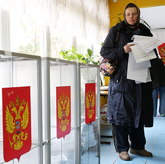 2016 Russian parliamentary election